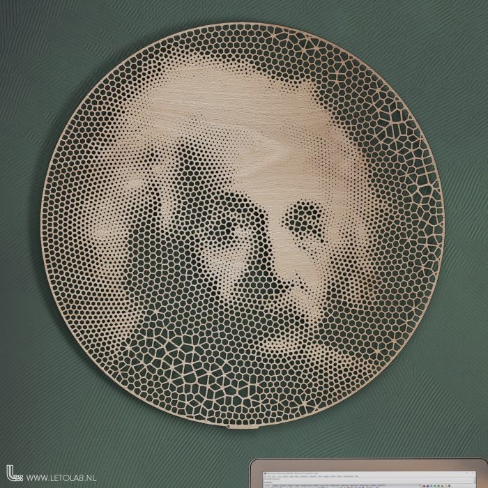 CellPortrait_Albert_Einstein
